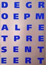 De Groep Malfet presenteert