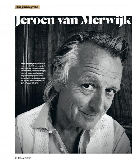 Jeroen van Merwijk in Genoeg