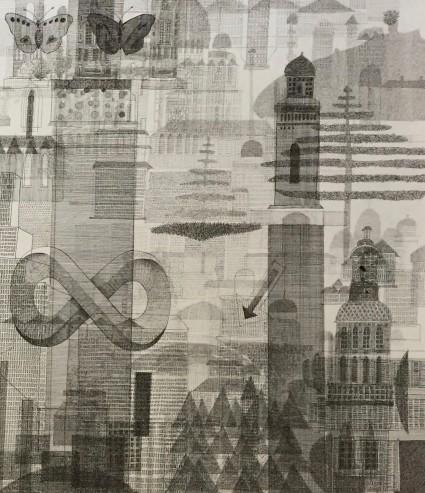 de onzichtbare stad (detail 1)